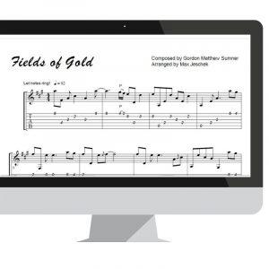 Fields of Gold TAB Bundle